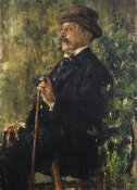 Antonio Mancini - John Lowell Gardner, Jr., 1895 height=