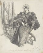 Anders Zorn - Study for Isabella Gardner III, 1894 height=