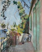 Henri Matisse - The Terrace, Saint-Tropez, 1904