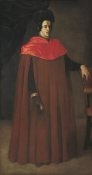 Francisco de Zurbarán - A Doctor of Law, about 1635