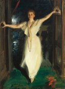 Anders Zorn - Isabella Stewart Gardner in Venice, 1894 height=