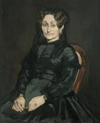 Edouard Manet - Madame Auguste Manet, 1863 height=