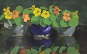 Jan Voerman - Nasturtiums, 19th century height=