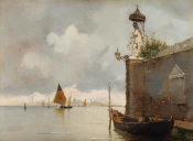 Paul H. Tilton - Venice, 1886 height=