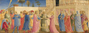 Fra Angelico - The Marriage of the Virgin, 1431-1435