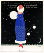 Martha Romme - The Twelve Months of the Year: Frimaire, 1919