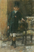 Antonio Mancini - The Little Groom, before 1895