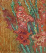 Sarah Choate Sears - Gladioli, 1915