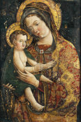 Italian, Venice - The Virgin and Child, 1425-1475