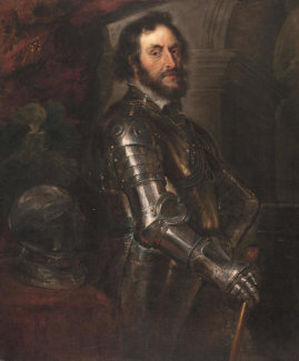 Peter Paul Rubens - Thomas Howard, Earl of Arundel, about 1629-1630