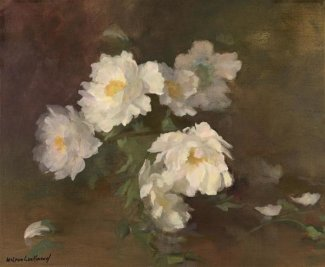 Wilton Lockwood - Peonies, about 1913