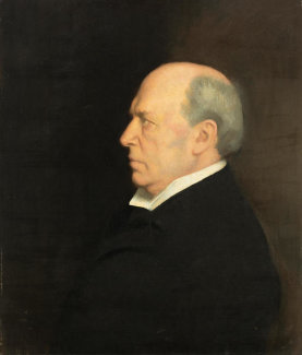 William James - Henry James, 1911