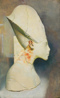 Joseph Lindon Smith - Bust of Akhenaten, 1908