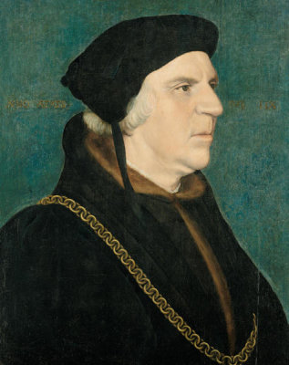 Hans Holbein the Younger - Sir William Butts, about 1541-1543