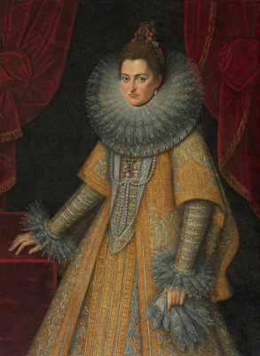 Frans Pourbus the Younger - Isabella Clara Eugenia, Archduchess of Austria, about 1600